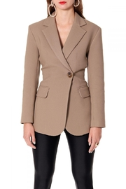 AGGI Blazer Isabella Natural - Product Mini Image