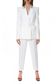 AGGI Blazer Samantha Cloud Dancer - Product Mini Image