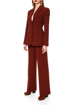AGGI Blazer Victoria Chestnut - Alternate List Image