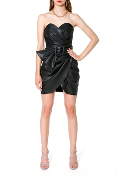 AGGI Dress Alessandra Cynical Black - Product List Image
