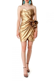 AGGI Dress Alessandra Vegas Gold - Product Mini Image