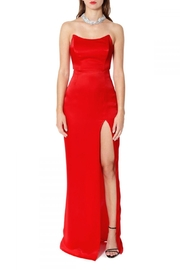 AGGI Dress Greta Sexy Red - Product Mini Image
