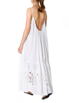 AGGI Dress Lea Floral White - Product List Image
