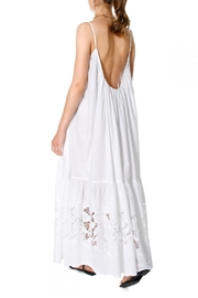 AGGI Dress Lea Floral White - Product Mini Image