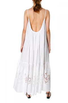AGGI Dress Lea Floral White - Alternate List Image