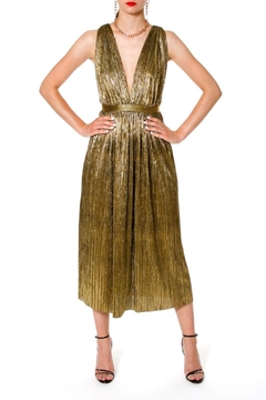 Shoptiques Product: Dress Marjolaime Soleil D'or