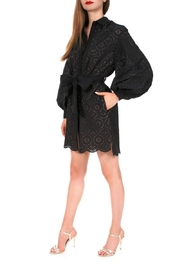 AGGI Dress Mona Pirate Black - Product Mini Image