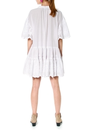 AGGI Dress Tenneisha White - Front full body