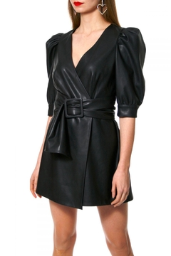 AGGI Dresses Andrea Cynical Black - Product List Image