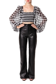 AGGI Nora Cynical Black Pants - Product Mini Image
