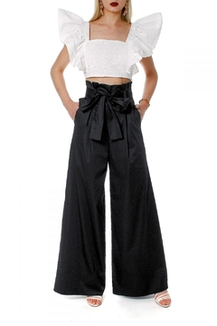 AGGI Pants Andie Super Black - Product List Image