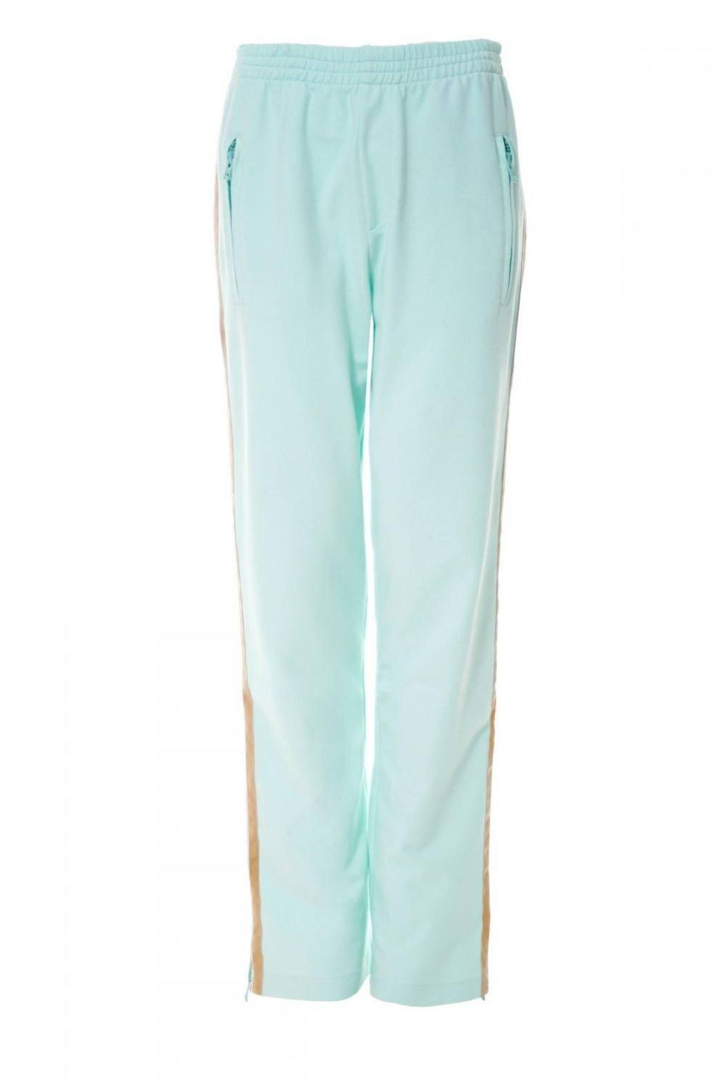 AGGI Pants Edie Frosty Mint - Front Full Image