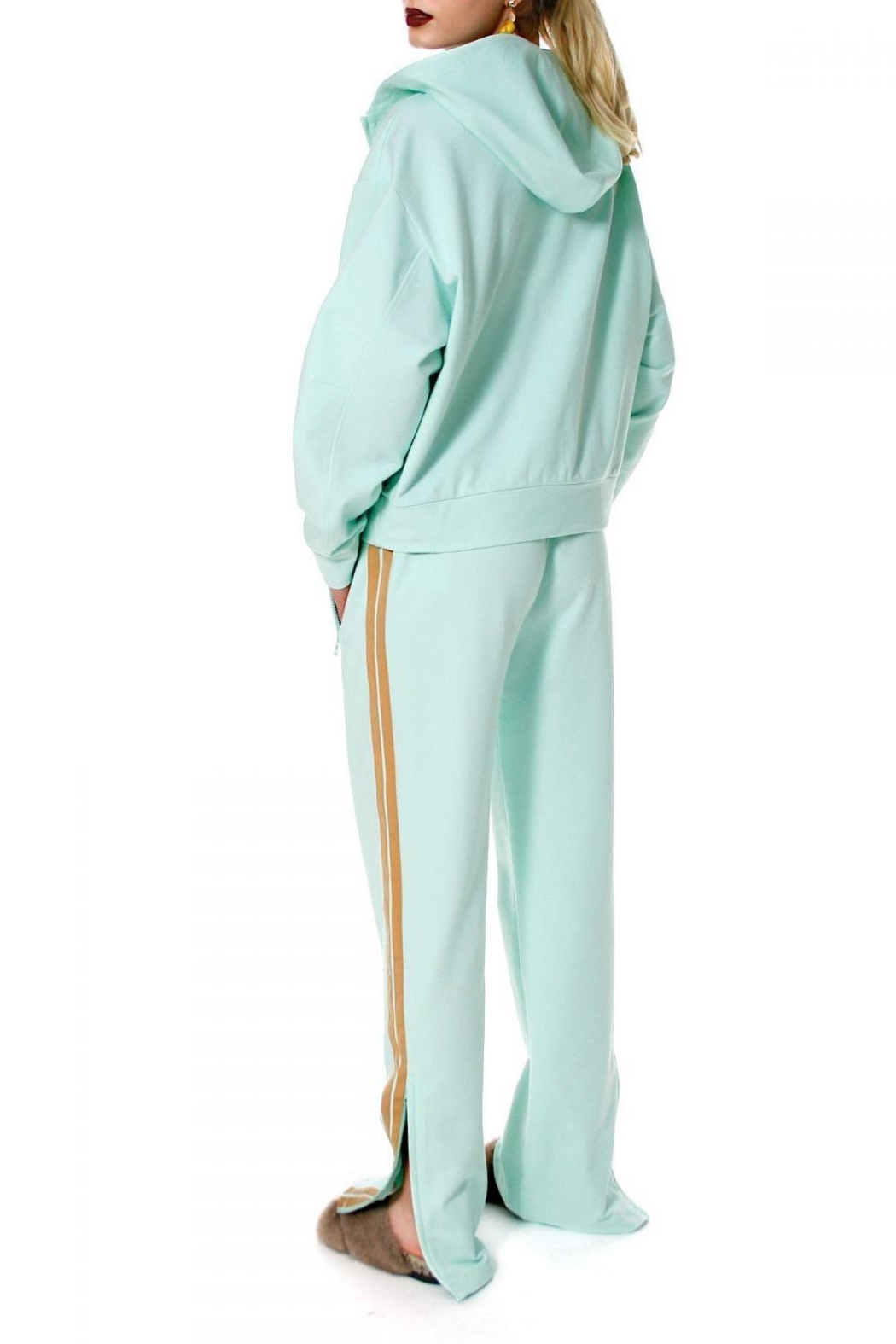 AGGI Pants Edie Frosty Mint - Main Image