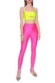 AGGI Pants Gia Plastic Pink - Product Mini Image