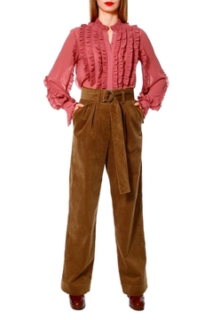 Shoptiques Product: Pants Janice Toffee