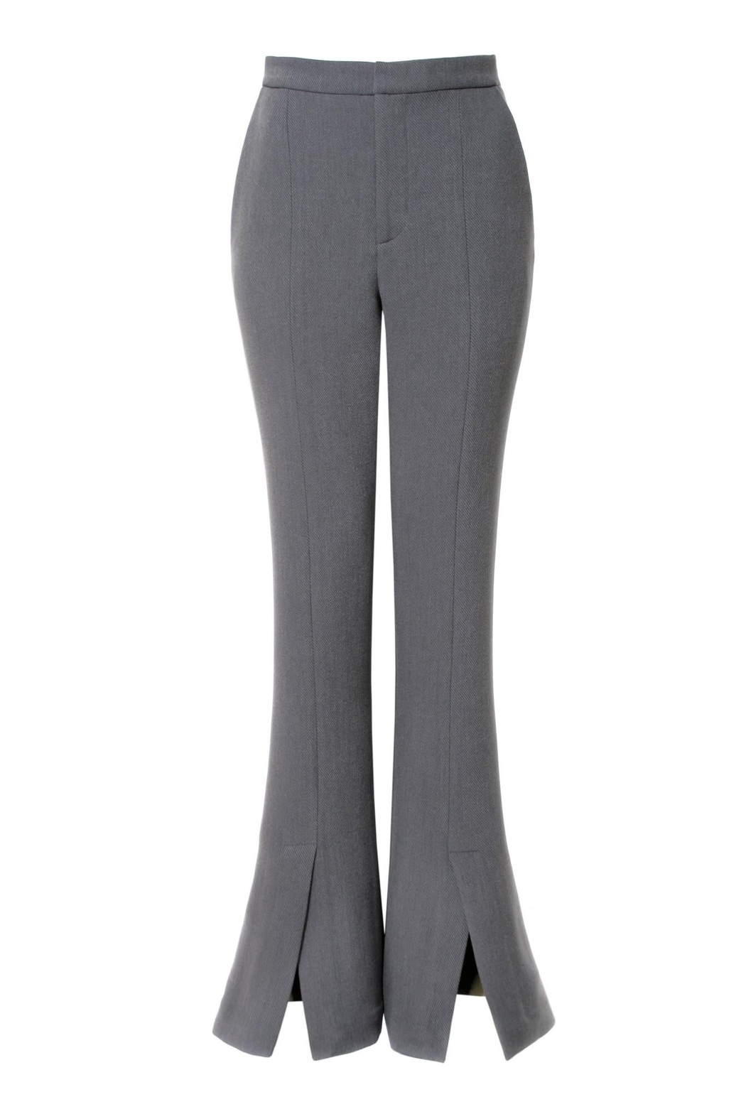 AGGI Pants Monica Baltic Grey - Height 165 - Front Full Image