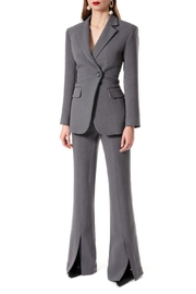 AGGI Pants Monica Baltic Grey - Height 175 - Front cropped