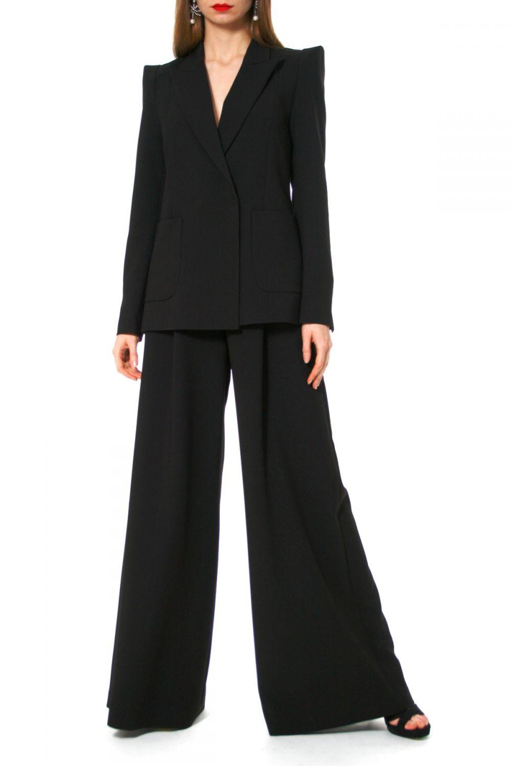 AGGI Pants Rebecca Total Eclipse - Front Full Image
