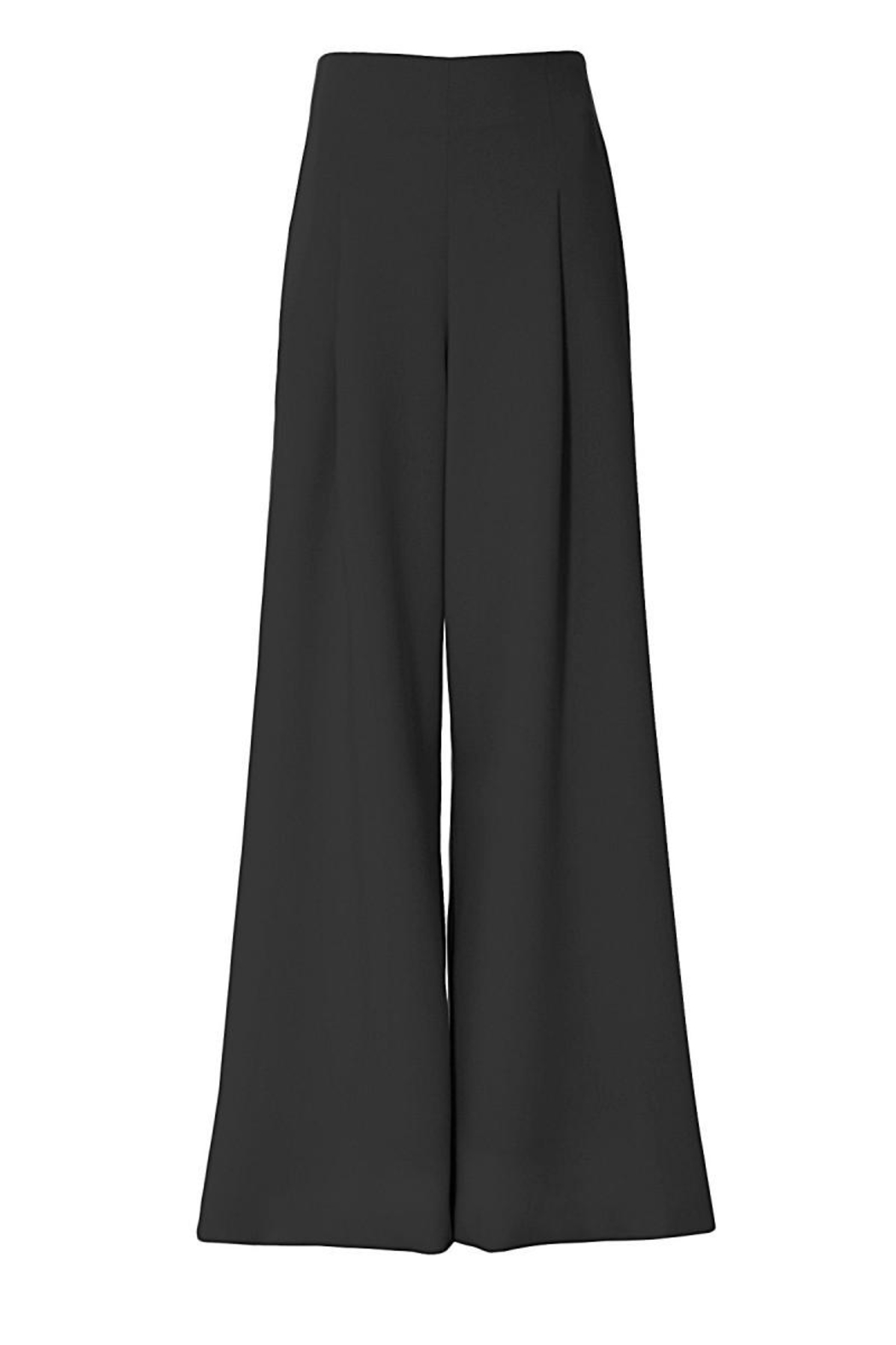 AGGI Pants Rebecca Total Eclipse - Side Cropped Image