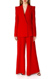 AGGI Pants Rebecca True Red - Product Mini Image