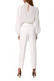 AGGI Pants Tracey Cloud Dancer - Front full body