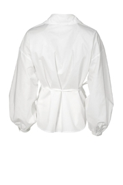 AGGI Shirt Laynie White - Side cropped