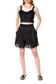 AGGI Shorts Anais Pirate Black - Product Mini Image
