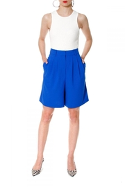 AGGI Shorts Billie Classic Blue - Front cropped