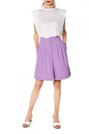 AGGI Shorts Billie Viola - Product Mini Image
