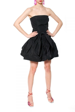 Shoptiques Product: Skirt Angelina Super Black