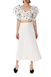 AGGI Skirt Elvira Cream White - Product Mini Image