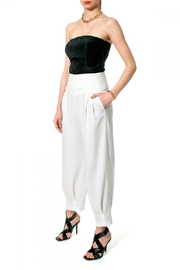 AGGI Trousers Bianca Vanilla Ice - Side cropped