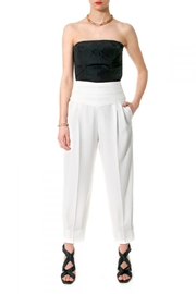 AGGI Trousers Bianca Vanilla Ice - Front cropped