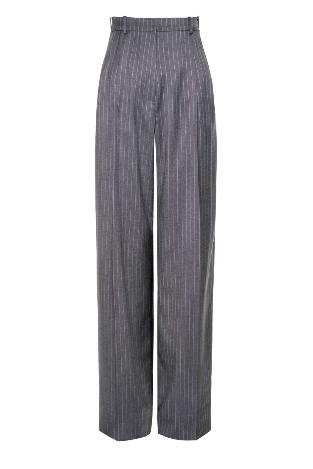 AGGI Trousers Gwen Downtown Grey - Front Full Image