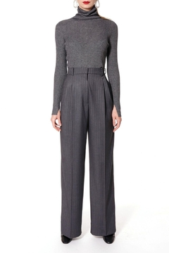 AGGI Trousers Gwen Downtown Grey - Product List Image