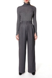 AGGI Trousers Gwen Downtown Grey - Front cropped