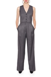 AGGI Vest Sienna Downtown Grey - Product Mini Image