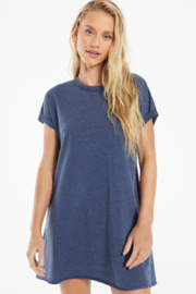 z supply Z Supply Agnes Terry Dress - Product Mini Image