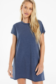 z supply Agnes Terry Dress - Front cropped