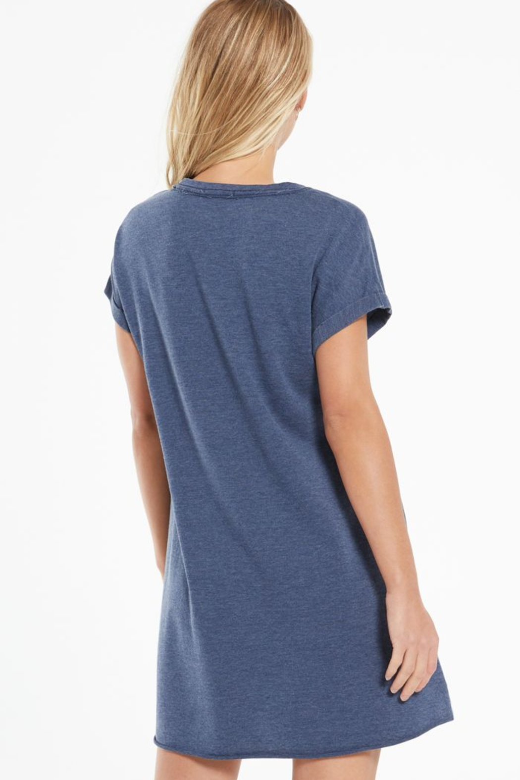 z supply Agnes Terry Dress - Side Cropped Image