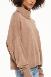 z supply  Agnes Turtleneck Sweater - Front full body