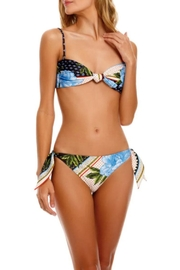 Agua Bendita Lucille Voila Top - Front cropped