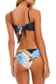 Agua Bendita Lucille Voila Top - Front full body