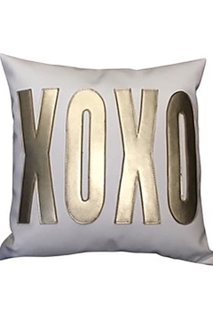 Shoptiques Product: XOXO Pillow