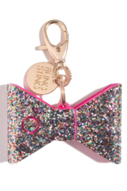 Super-Sparkly Safety Stuff Ahh!-larm Personal Safety Keychain - Front cropped