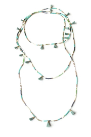 Bluma Project Aida Necklace - Front cropped