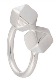 Abeja Aida Ring Silver - Product Mini Image