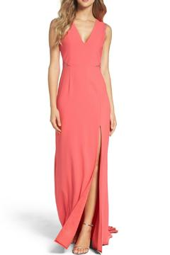 Aidan by Aidan Mattox Mermaid Gown - Product List Image