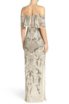 Shoptiques Product: Embellished Mesh Gown