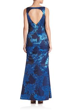 Shoptiques Product: Sleeveless Floral Gown